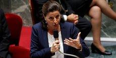Agnès Buzyn, ministre de la Santé et des Solidarités, à l'Assemblée nationale lors de la séance des questions au gouvernement du 2 octobre dernier.