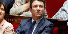 Le porte-parole du gouvernement, Benjamin Griveaux, hier mardi 23 octobre, à l'Assemblée nationale lors des questions au gouvernement.