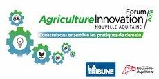 Le Forum Agriculture Innovation attire chaque année 300 professionnels de la filière agriculture et agroalimentaire.