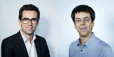 Jean-Baptiste Paccoud, associé chez Neoxia, et Thomas Poindessous, directeur du bureau bordelais de Neoxia / Skale 5.