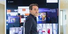 Christophe Chartier, PDG fondateur d'Immersion.