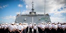 La Marine nationale va basculer au premier semestre 2019 vers le système de paie Source Solde
