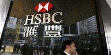 75% de ses bénéfices de la banque britannique HSBC proviennent d'Asie.