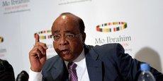Mo Ibrahim, président de la fondation éponyme qui publie chaque deux ans un baromètre global sur la gouvernance sur le continent.