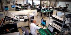 L'usine du futur d'EMS Proto en Gironde.