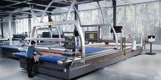 Lectra est notamment installée à Cestas en Gironde, où elle a installé un showroom, des équipes de production, sa R&D...