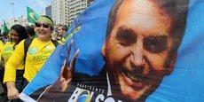 Jair Bolsonaro, 63 ans, a remporté le 28 octobre le second tour de la présidentielle brésilienne après avoir suscité l'indignation avec des propos misogynes, homophobes et racistes.