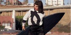 LilMiquela dans V Magazine pour Chanel.