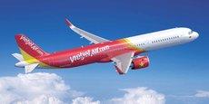 Le nouveau contrat d'achat passé par Vietjet auprès d'Airbus porte à 171 le nombre d'avions de la famille A320 commandés par Vietjet, dont 46 ont déjà été livrés.