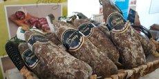 En Drôme et Ardèche, de plus en plus d'exploitations ont décidé de faire la part belle à la viande caprine.