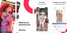 Prisée par les pré-adolescents et adolescents, l'application Tik Tok est à mi-chemin entre le réseau social et le play-back.