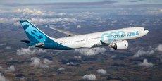 Le premier avion de développement A330-800 MSN1888, a atterri à l'aéroport de Toulouse-Blagnac à 14h35 heure locale après avoir réalisé avec succès son vol inaugural, qui a duré quatre heures et quatre minutes.