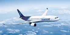 Transat est l'un des premiers clients de l'A321 LR