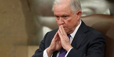 L'ancien ministre de la Justice Jeff Sessions.