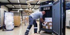 Coldway, reprise par Sofrigam, développe des solutions de réfrigération autonome