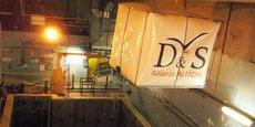 Filiale de Groupe D&S, Fildem a créé des dirigeables à l'hélium pour l'inspection en hauteur en milieux contraints