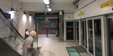 Les travaux pour couvrir la ligne A ont duré un an. 135 km de fibre optique ont été tirés entre le datacenter et les stations.
