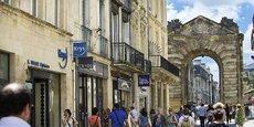 L'hyper-centre de Bordeaux est particulièrement concerné par les locations touristiques meublées via les plateformes comme Airbnb.
