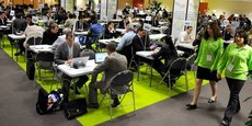 Organisé en «startup village», Futurallia connectera quelque 600 chefs d'entreprises lors des 8 000 rencontres B2B que programme le forum.