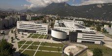 Minalogic, spécialisé dans les technologies du numérique, fait déjà force commune avec d'autres pôles de la région Auvergne-Rhône-Alpes.
