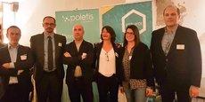 Poietis et Displayce viennent de rejoindre le programme d'accélération Up Grade Nouvelle-Aquitaine