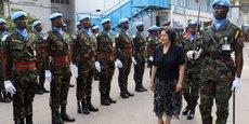 Pour la représentante spéciale du secrétaire général de l'ONU en République démocratique du Congo et chef de la MONUSCO, Leila Zerrougui, davantage de progrès doivent être réalisés pour garantir la crédibilité des élections prévues le 23 décembre 2018.