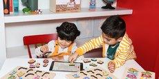 Les outils d'apprentissage développés de Marbotic favorisent l'apprentissage des mathématiques et de la lecture