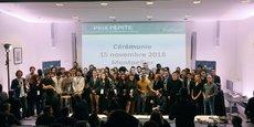 Les 53 lauréats du concours PEPITE 2018