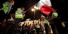 74% DES FRANÇAIS SOUTIENNENT LE MOUVEMENT DES GILETS JAUNES