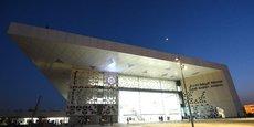 La nouvelle gare de Rabat-Agdal inaugurée samedi dernier.