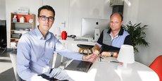 William Giry et Philippe Gaudin, associés fondateurs de Bientôt chez soi.