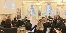 Matinale Women For Future le 15 novembre à la CCI Alsace Métropole autour d'un débat lancé par Astrid Boos, Vice-présidente du Conseil d'Orientation et de Surveillance de la Caisse d'Epargne Grand Est Europe. Avec Christine Meyer-Forrier, membre du directoire de la Caisse d'Epargne Grand Est Europe, Marie Mahe, CEO et cofondatrice de KeeSeek et Delphine Kuhry-Voelcker, cofondatrice des MesSortiesCe.