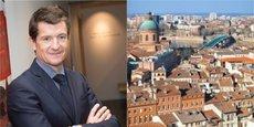 Stéphane Aubay est le nouveau président de la FPI à Toulouse.