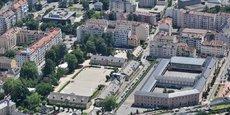 Une partie de l'ancien site du Haras, en plein cœur d'Annecy, abritera une Cité du cinéma d'animation d'ici 2023.