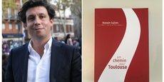 Romain Cujives a présenté son livre mercredi 21 novembre à Toulouse.