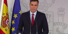 Le chef du gouvernement espagnol Pedro Sanchez a annoncé que son pays avait levé son veto à l'accord sur le Brexit après s'être entendu sur Gibraltar.