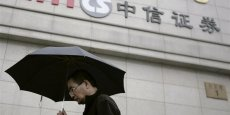 Citic Securities dispose d'une option pour acquérir la totalité de CLSA - Copyright Reuters