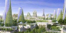 Le changement climatique est l'un des six principaux défis identifiés par la mairie de Paris dans sa stratégie adoptée en 2015.