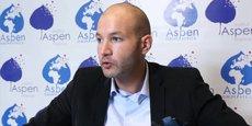 Samir Abdelkrim, fondateur de StartupBRICS.
