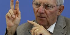 Le ministre allemand des Finances Wolfgang Schäuble - Copyright Reuters