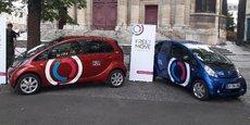 Free2Move (groupe PSA) s'installe dans la capitale avec pas moins de 550 voitures 100% électriques.