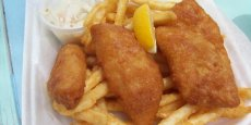 Les traditionnels fish and chips  seront à l'honneur lors des JO de Londres - Copyright Reuters