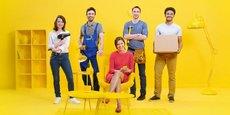 Cdiscount reprendra 38 des 45 salariés de Stootie, plateforme internet de services entre particuliers.