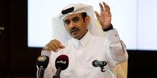 Saad al-Kaabi, le ministre de l'Energie du Qatar.