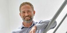 Cédric Moncoqut, 42 ans, est le dirigeant de Cap Info, à Artigues-près-Bordeaux, une entreprise de services numériques créée en 1992 qu'il a repris en 1998.