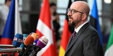 Les tensions sont vives depuis des mois au sein du gouvernement Charles Michel. (Photo: le Premier ministre belge à son arrivée à Bruxelles pour le sommet européen du 18 octobre dernier.)