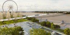Le pont Simone-Veil ne sera pas mis en service avant 2022, soit deux ans de retard sur le calendrier initial.