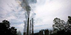 Malgré la réglementation pro-charbon de Trump, cette énergie est en perte de vitesse aux États-Unis, concurrencée par le gaz de schiste peu cher.
