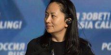 Meng Wanzhou, la directrice financière du géant chinois des télécoms Huawei