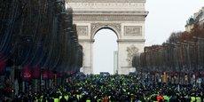 Un dispositif exceptionnel avait été prévu, avec 89.000 membres des forces de l'ordre déployés sur l'ensemble du territoire, dont 8.000 à Paris appuyés par 14 véhicules blindés à roue, déployés pour la première fois de leur histoire dans la capitale.